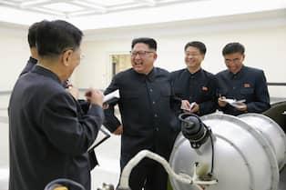 Nordkorea nara kollaps
