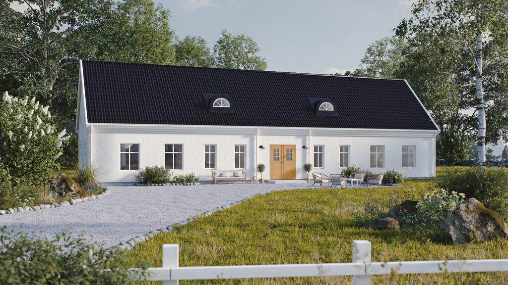 Villa Solstrimma.