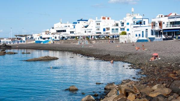 Agaete på Gran Canaria är ett nytt resmål för svenska charterresenärer. Här finns både bad, shopping och nöjen.
