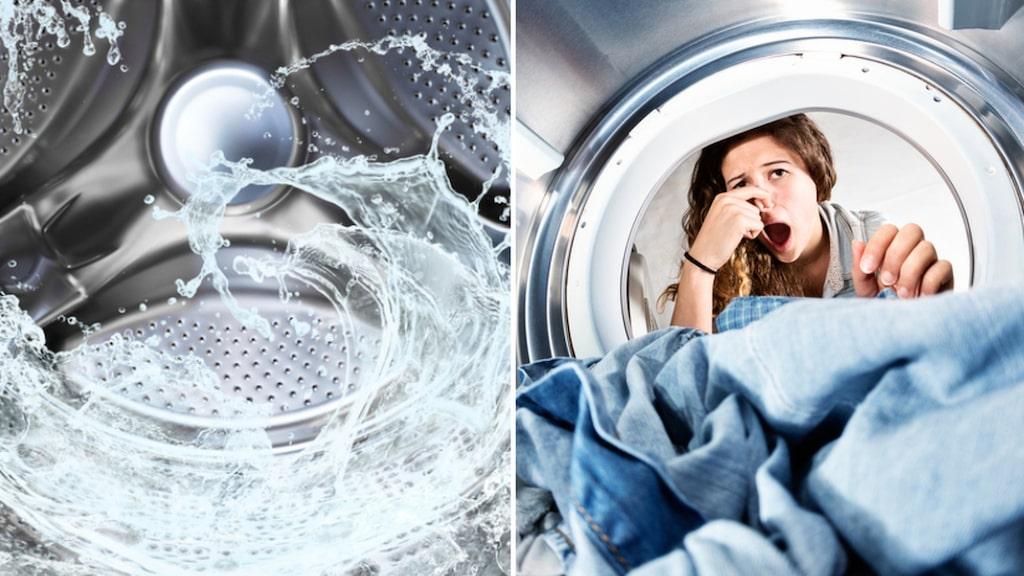 Luktar dina kläder illa trots att de just kommit ut från tvättmaskinen?
