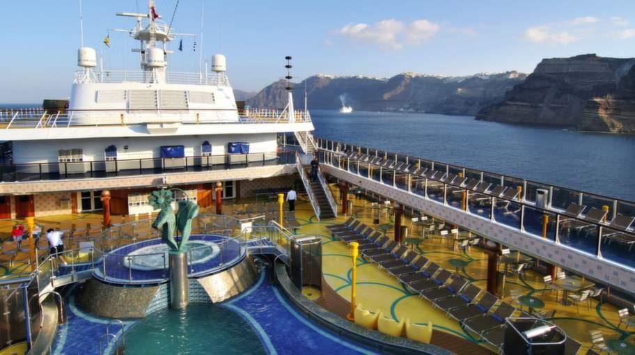 Bästa kryssning för priset får du på Costa Cruises.
