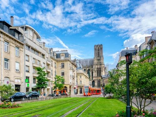 Cathédrale Notre-Dame, Reims