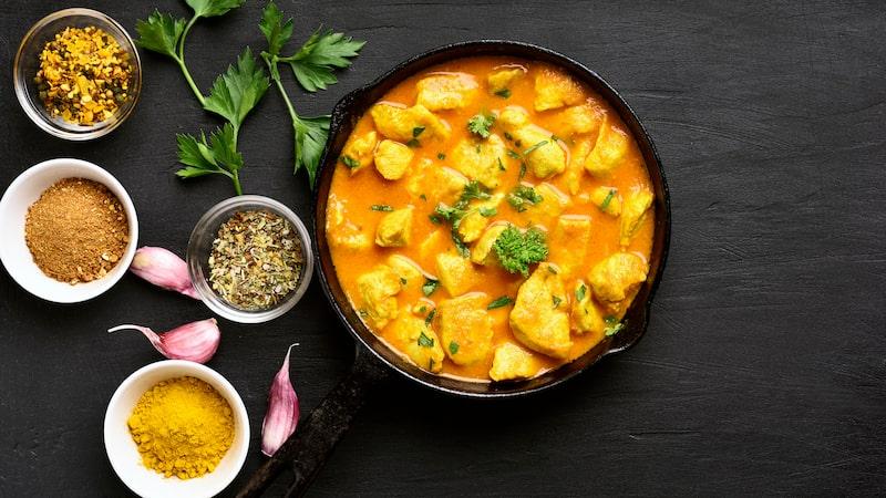 Läsaren vill ha tips vin till favoritgrytan med curry.