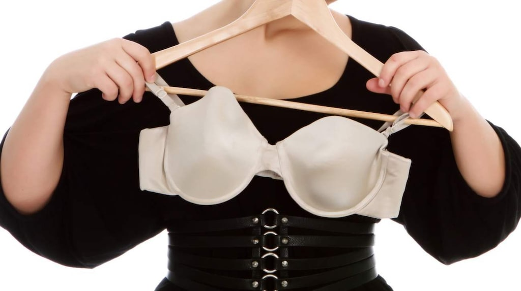 <p>Det går även bra att hänga dem på galgar.</p>