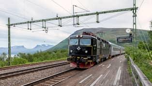tåg norge