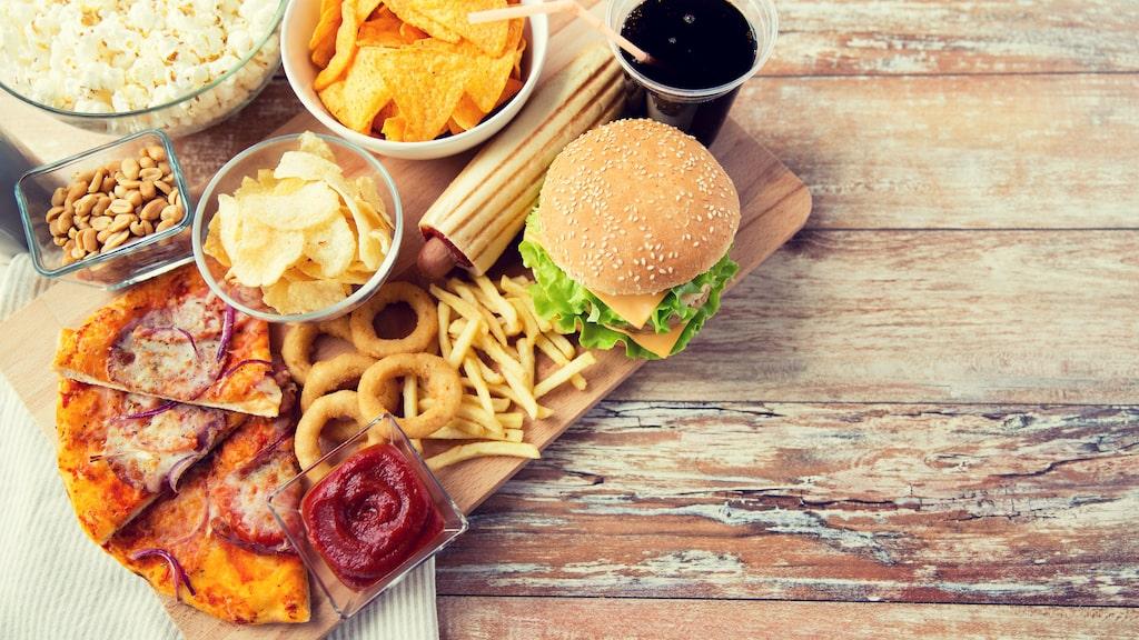 Vilken snabbmat är din favorit?