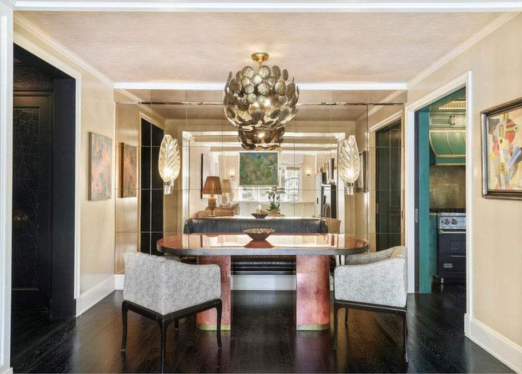 """Cameron Diaz lägenhet: """"Lägenheten vätter åt söder och får mycket ljus. Alla spelgar förstärker det"""", säger mäklaren Rebecca Edwardson till Wall Street journal."""