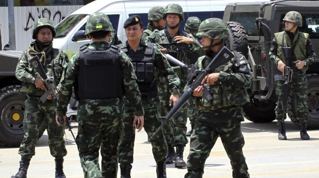 Inget land i världen har haft så många genomförda eller stoppade militärkupper i modern tid som Thailand.