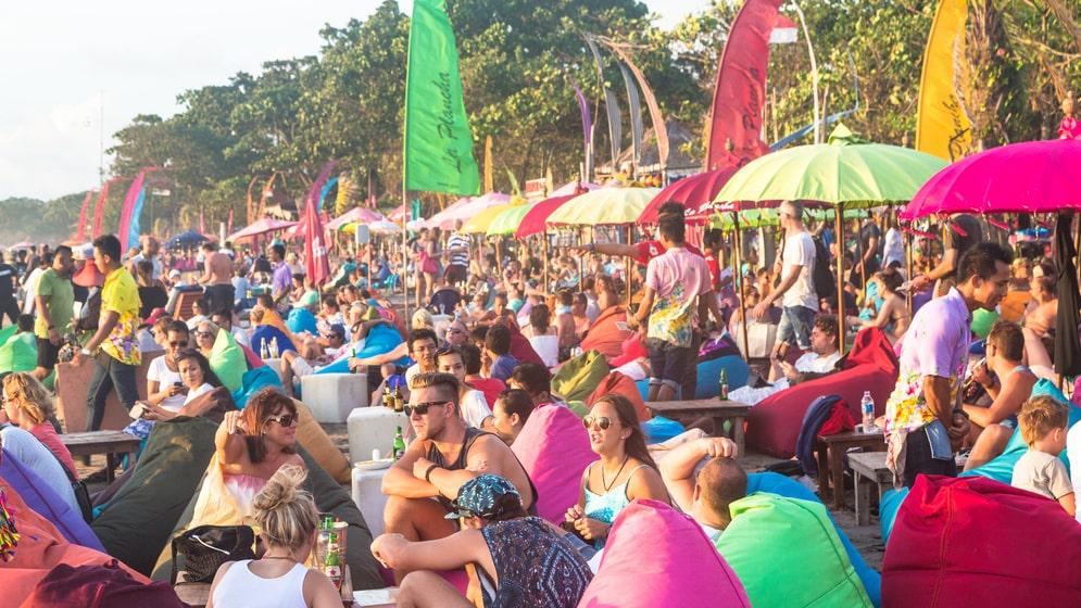 Lagförslaget väckte storm bland miljoner australiska Baliturister