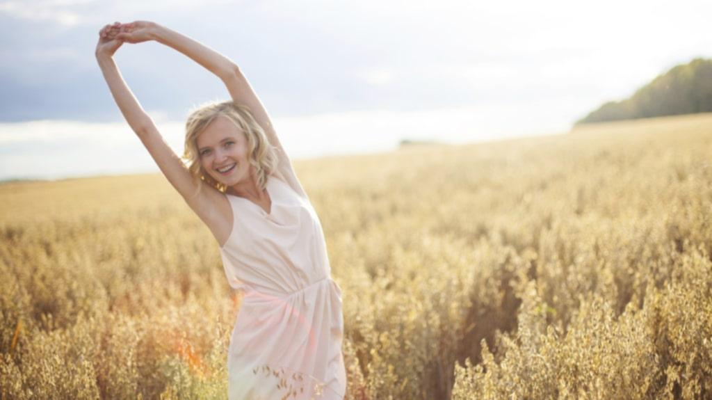 Forskning visar att generna har mycket att säga till om när det handlar om vår lyckonivå.
