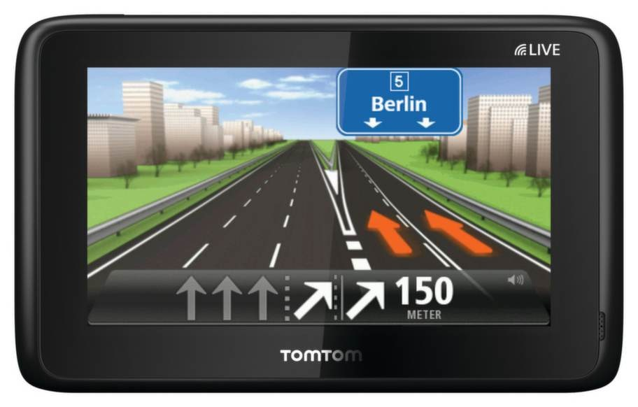 """Tomtom Go Live 1005.<br><exp:icon type=""""wasp""""></exp:icon><exp:icon type=""""wasp""""></exp:icon><exp:icon type=""""wasp""""></exp:icon><exp:icon type=""""wasp""""></exp:icon><exp:icon type=""""wasp""""></exp:icon>"""