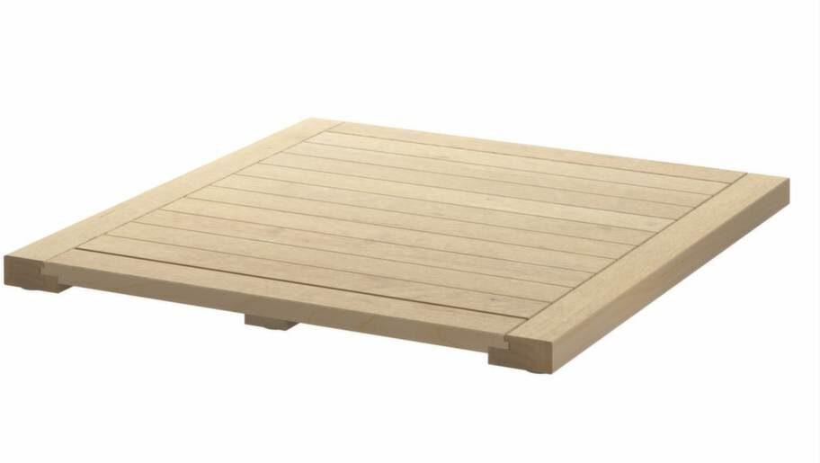 På golvet. Golvtrall Molger för inomhus- bruk, 37 x 37 centimeter, 79 kronor, Ikea.se.