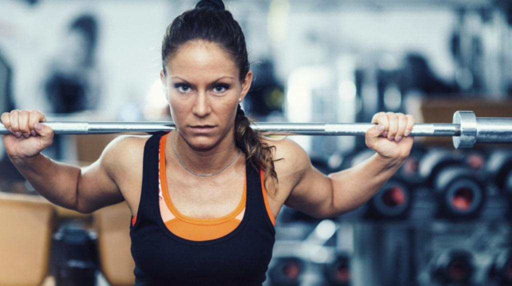 Musklerna är effektivast när vi är som mest vakna enligt en ny amerikansk studie.