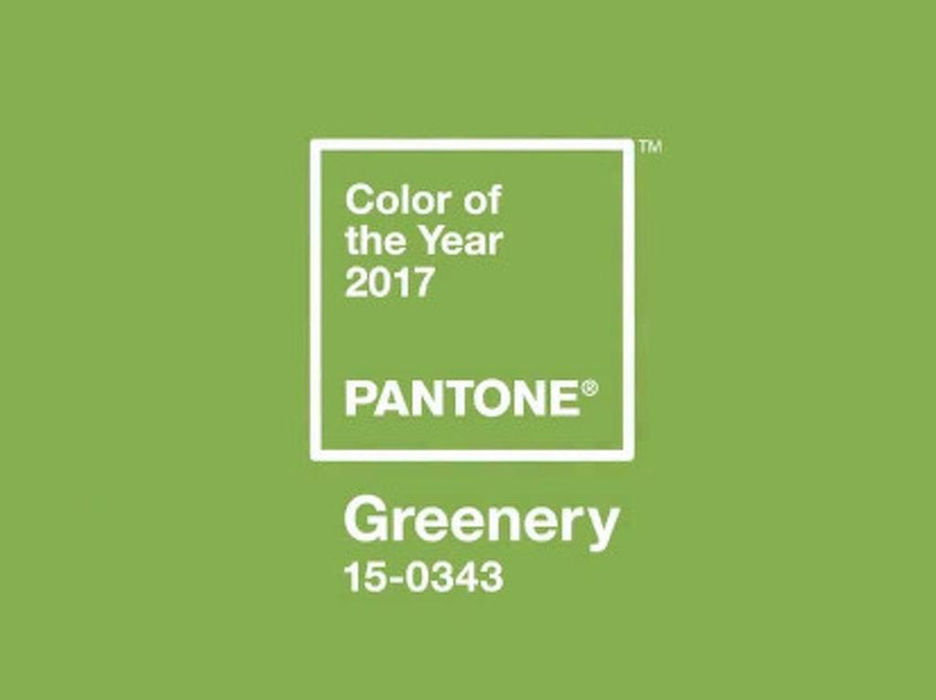 Färgen är i tiden då den symboliserar renare mat och miljö.