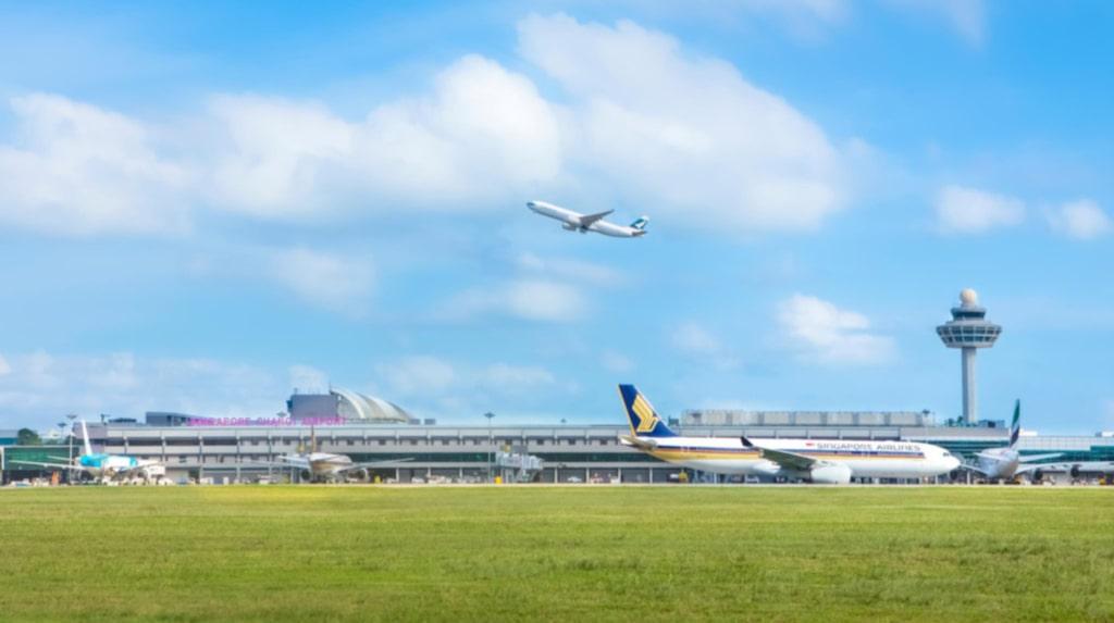 Changi Airport har korats till världen bästa - fyra år i rad.