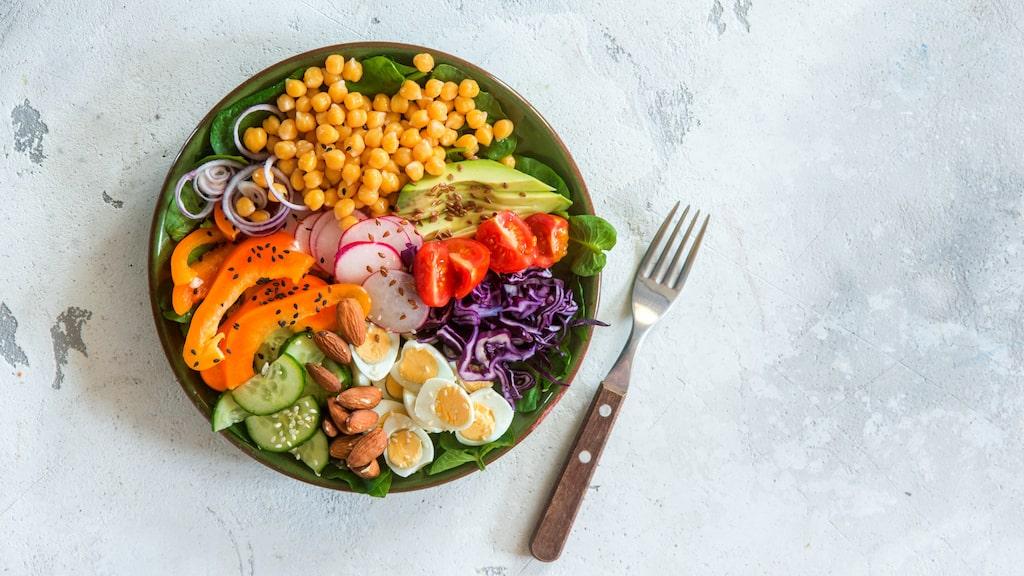 Äter vegetarianer ägg? Här är de olika varianterna av vegetarianism.