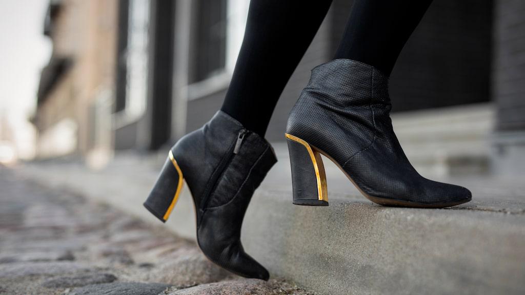 Hur ofta dammsuger du dina skor? För de flesta av oss är nog svaret aldrig.