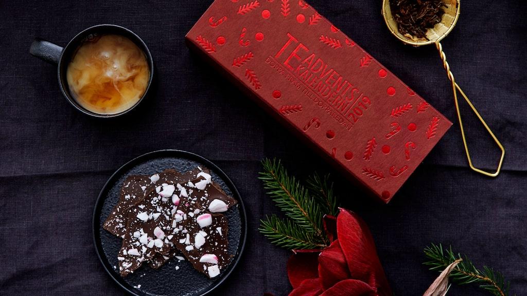 Julen närmar sig – och det finns en mängd olika adventskalendrar att välja bland i år. En tekalender är klassisk.