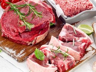 fryst kött hållbarhet