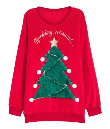 Jultröja från H&M, 249 kronor.
