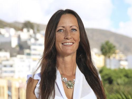 Ulrika Holmberg, kontorschef på Skandiamäklarnas Teneriffa-kontor.