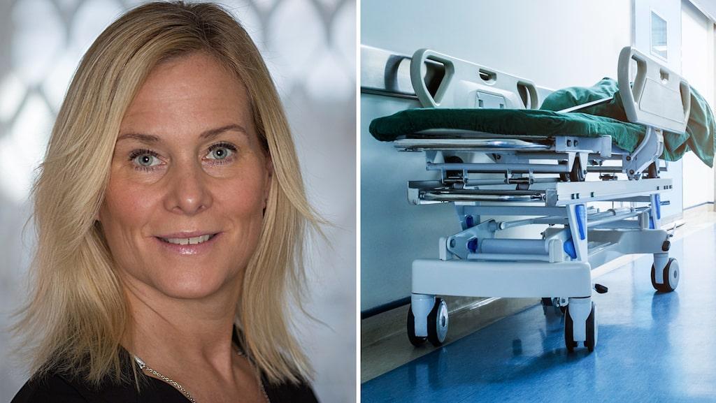 Jenny Ström fick diagnosen ms