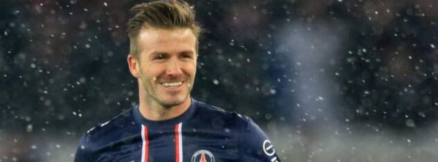 Beckham ska starta fotbollslag