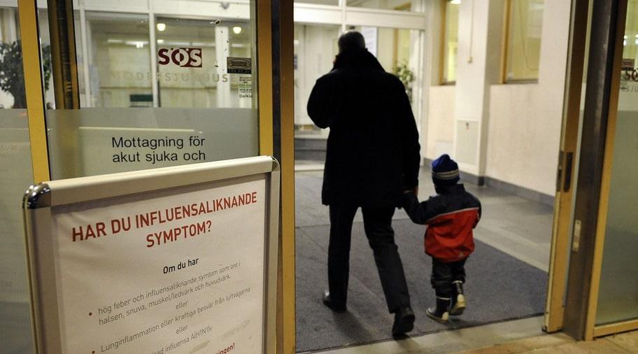 """""""ETT FÅTAL KAN DÖ."""" Det är inte troligt att väldigt många svenskar insjuknar i svininfluensa nu. Däremot kan ett fåtal bli väldigt sjuka eller dö"""", skriver Anna Bäsén."""