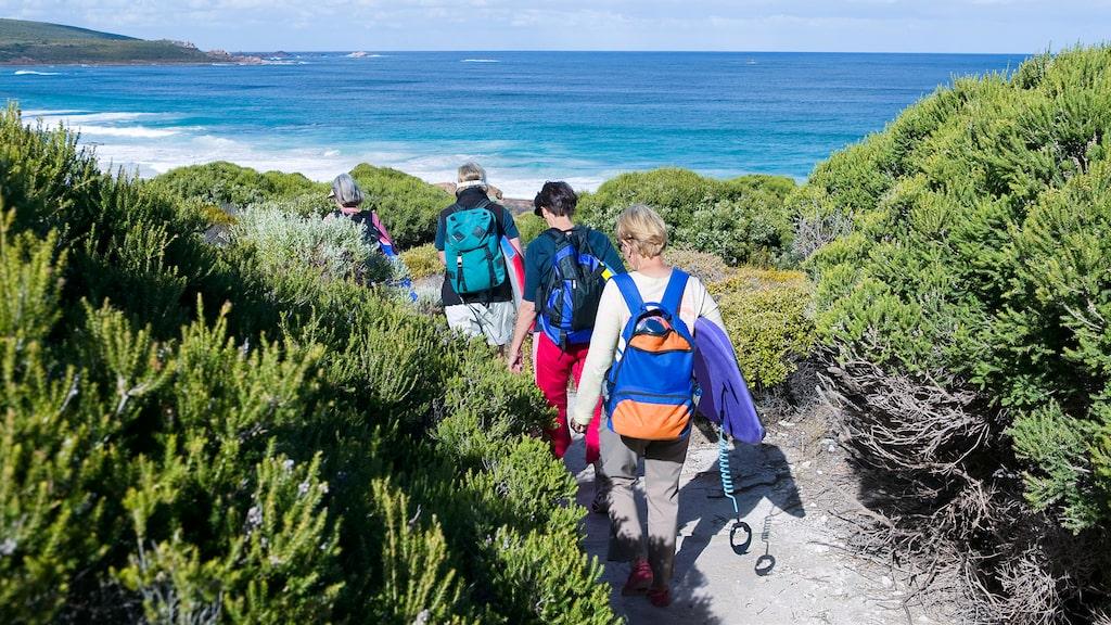 Raska korta promenader är bättre för artrospatienter än att sitta still hela dagen och sedan gå på gympa-pass en timme.