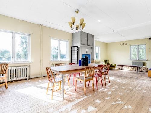 På senare år har huset använts som kursgård och konstnärskollektiv.