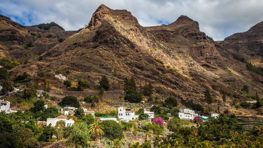 Agaetedalen är en av Gran Canarias vackraste.