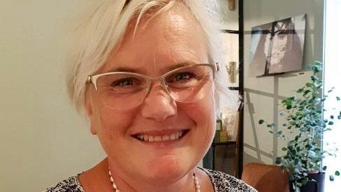 Camilla Persson, 51, fick sina klimakteriebesvär från den ena dagen till den andra.