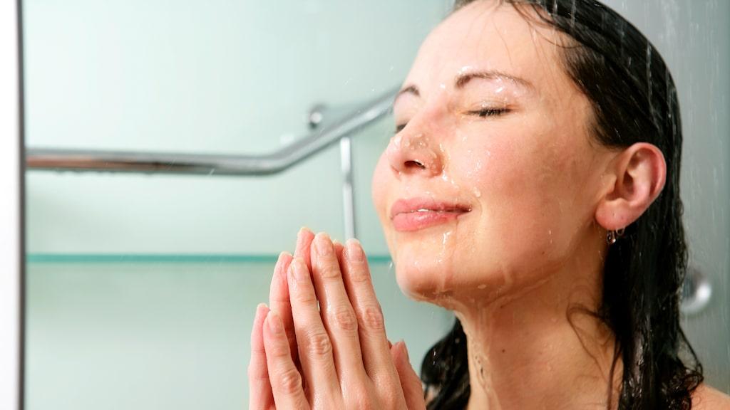 Eukalyptusdoften kan göra det lättare att andas och är perfekt att dofta på vid förkylning.