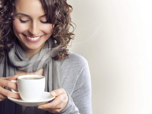 Kaffe kan höja ditt humör.