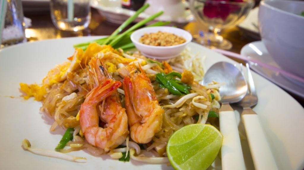 <p>Klassisk Pad Thai – Thailand hamnar högt på listan.</p>