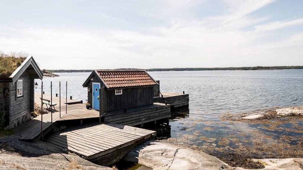 Första gången man har hört talas om fisketorpet på Fiversättraön, är i kyrkböckerna i Ornö kyrka 1862
