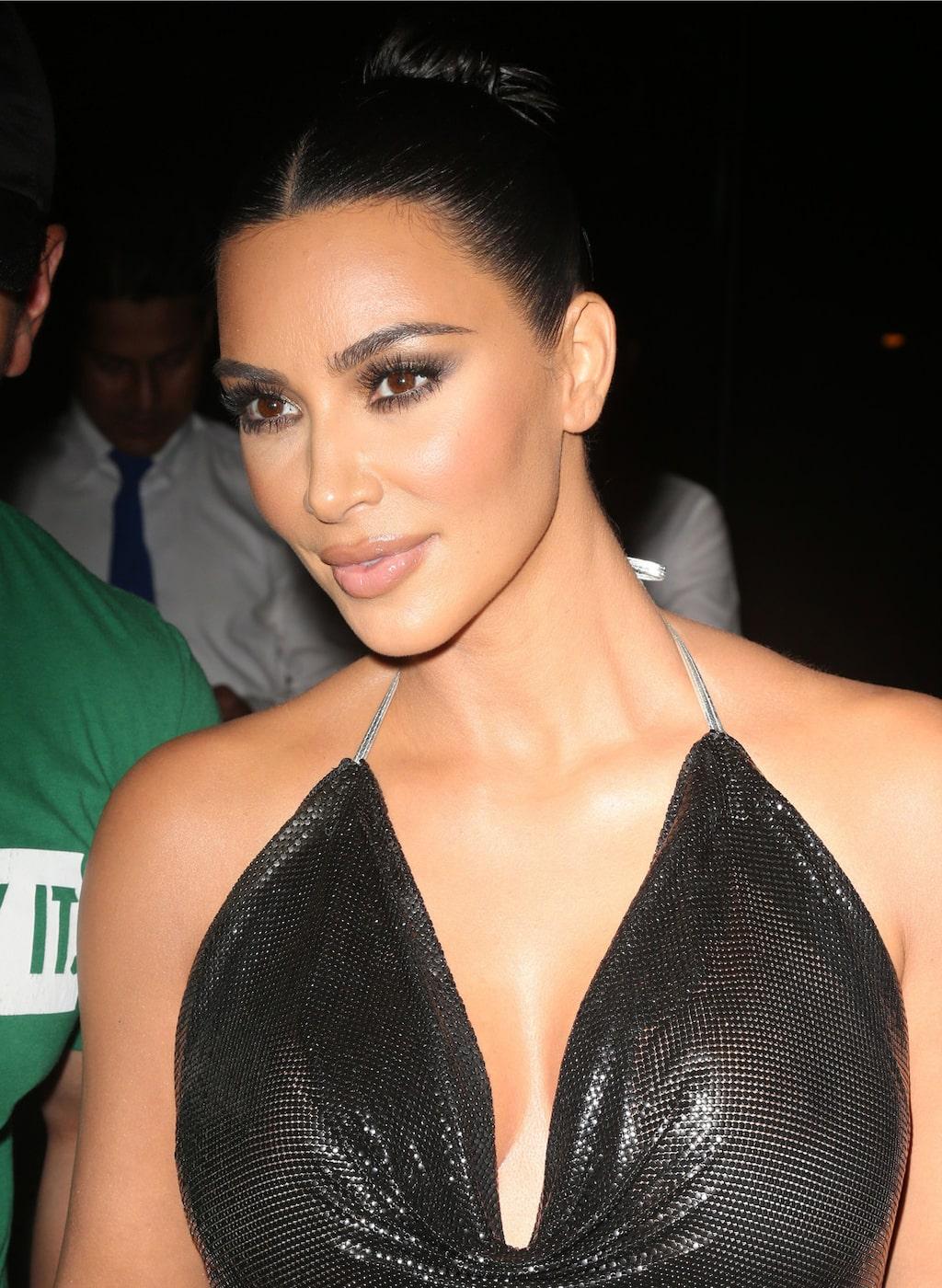 """I ett avsnitt av """"Keeping up with the Kardashians"""" avslöjades det att Kim Kardashian bär på antikroppar mot SLE/lupus."""
