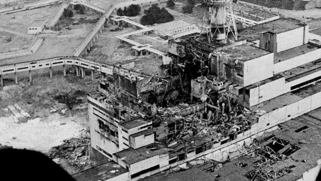 <p>Kärnkraftverket som exploderade och blev den värsta kärnkraftolyclan i världshistorien.</p>