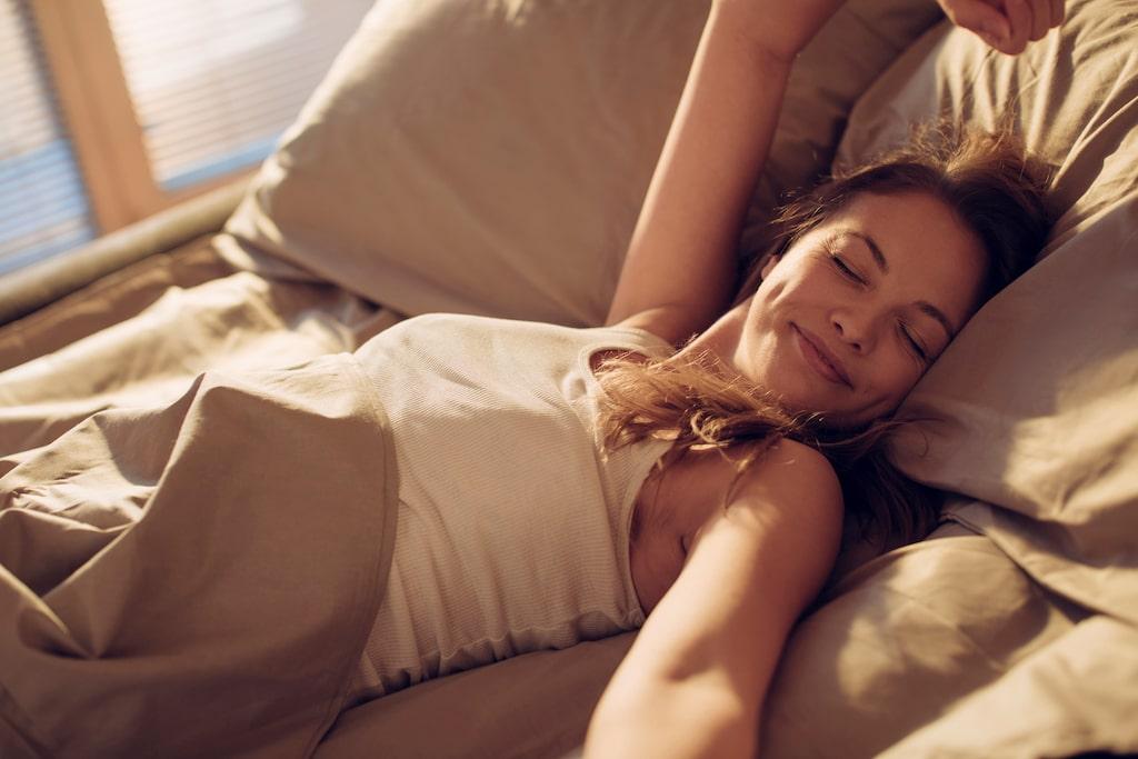 ... vilket det inte behöver göra om man följer den svenska sovmetoden.