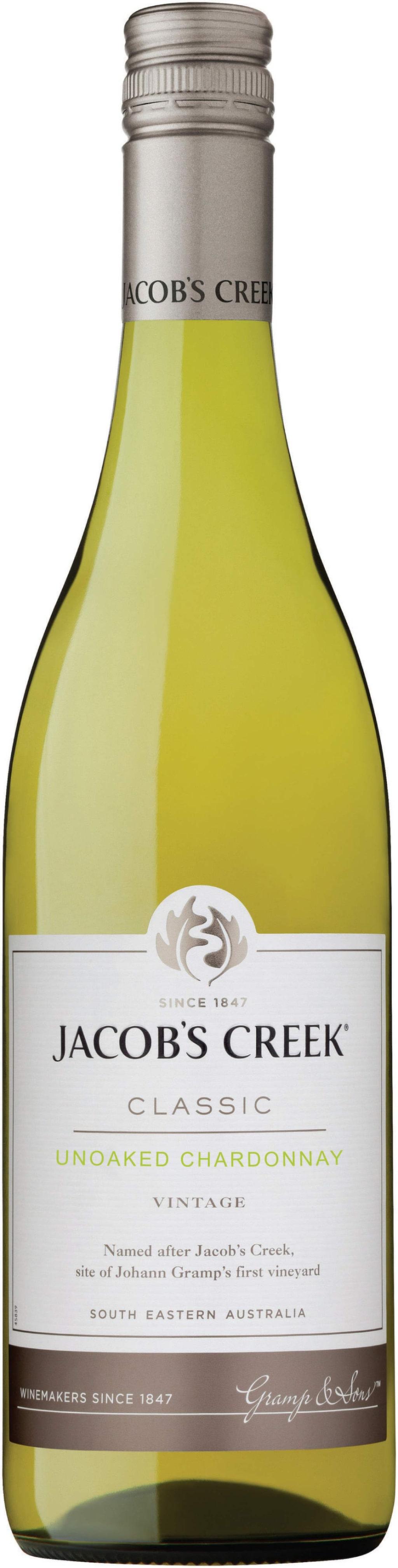 """<exp:icon type=""""wasp""""></exp:icon><exp:icon type=""""wasp""""></exp:icon><exp:icon type=""""wasp""""></exp:icon><br>Vitt<br><strong>Jacob's Creek Unoaked Chardonnay 2014 (6473) Australien, 71 kr</strong><br>Trevligt med drag av krispiga äpplen och en frisk fruktsyra. Passar till exempelvis en klassisk ostfondue."""