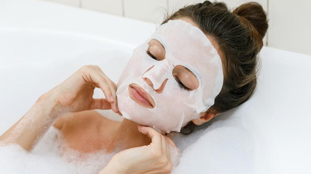 Ansiktsmasker finns för alla hudtyper.